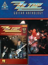 ZZ Top Guitar Pack Sheet Music Includes ZZ Top Guitar Anthology book a 000142921