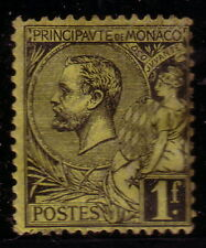 MONACO - N°20 - SANS GOMME - COTE 24€.
