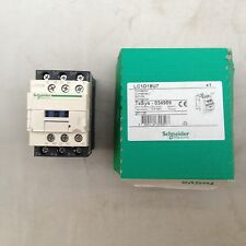 SCHNEIDER 3 POLE CONTACTOR 18 A 3P LC1D18U7 - NEW OLD STOCK