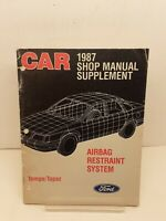 1980 1981 1982 1985 1986 1987 1992 1994 FORD SERVICE MANUALS YOUR CHOICE (526B)
