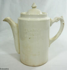 Vintage Blanke's Drip Coffee Pot Smith Phillips Semi Porcelain