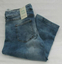 Marks and Spencer Faded Capri, Cropped Jeans for Women