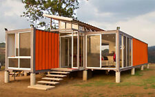 Steel Shipping Container how to convert into a home office or workshop easy..