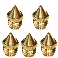 5x 0.4mm Geeetech M7 Extruder Nozzle for A10M A20M 3D Printer