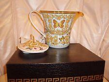 New listing Rosenthal .Versace. LeJardin Butterfly Tea Pot.New.Retail $800.00 Gorgeous Item