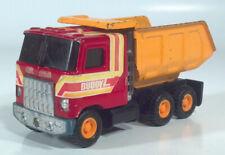 """Vintage Buddy L Mack COE Cabover Dump Truck 5.5"""" Pressed Steel Japan"""