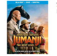Sony Pictures Jumanji: The Next Level (Blu-Ray)