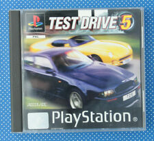 Test Drive 5 (Sony PlayStation 1, 1998, Keep Case)