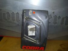 Cobra, Chromed Saddlebag Supports, SUZUKI VOLUSIA 800/C50/M, P/N #02-6325.#
