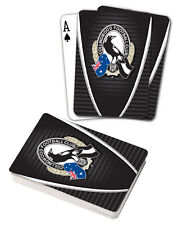 Collingwood Magpies AFL Aussie Rules Deck Playing Cards Poker Cards Xmas Gift