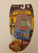 Battleship Electronic Handheld Game Hand Held 2002 Hasbro RARE NEW