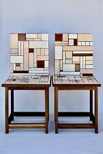 Pair of Post Modern Art Chair Sculptures