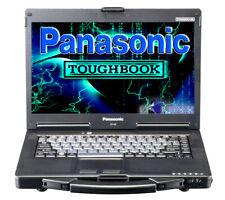 "Panasonic Toughbook CF-53 MK4 14""★256GB SSD  8GB  HDMI RS 232  Windows 10 OBD"