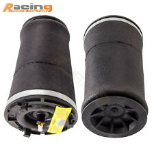 2x Rear Air Spring Bag for Chevy GMC Envoy Denali /SLE/ SLT Isuzu Ascender Sport