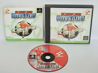 WORLD SOCCER WINNING ELEVEN Ref/ccc PS1 Playstation Japan p1