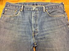 LEVIS 550 RELAXED FIT MEN'S JEANS HAND MEASURED 40 x 32 GUC BEST SWEET! R89