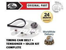 FOR Volkswagen Golf  2.0 GTi 16V 200bhp 2005-2009 TIMING CAM BELT TENSIONER SET