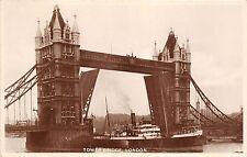 BR60671 the tower bridge  london real photo uk