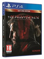 Metal Gear Solid V : The Phantom Pain + Steelbook - exclusif Amazon