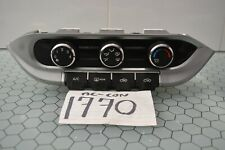 12 13 14 15 Kia Rio AC and Heater Control Used Stock #1770-AC
