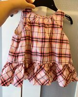 Girls Burberry Top Age 2
