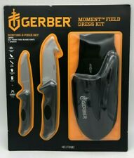 Gerber Moment Field Dress Kit w/ Sheath and Two Knives New - Free Shipping