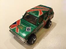 1989 Hotwheels Land Rover