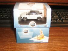 OXFORD DIE-CAST - RANGE ROVER EVOQUE CONVERTIBLE  in BALTORO ICE  - 1:76