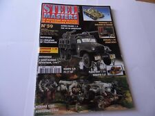 STEEL MASTERS ISSUE 59  - MILITARY HISTORY WARGAMING MAGAZINE