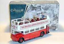 Corgi Connoisseur Collection-Aec Routemaster London Coach Open Top w/People, Nib