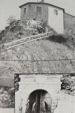WW2 - Le Nid d'Aigle d'Hitler en Prusse orientale; Photo prise par Eva Braun