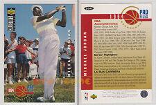 NBA UPPER DECK 1994 COLLECTOR'S CHOICE - Michael Jordan #204 - Ita/Eng - MINT