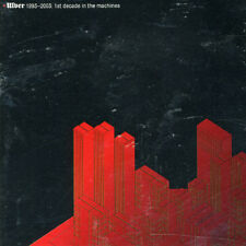 ULVER - ULVER 1993-2003: 1ST DECADE IN THE MACHINES NEW CD