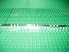 SALE! 21 units aluminum beam with holes on all sides. Works with Lego Technic