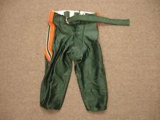 2002-03 University of Miami #26 Football Pants - Sean Taylor, Game Worn
