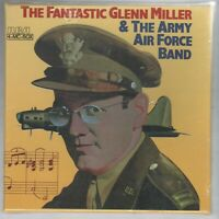 The Fantastic Glenn Miller & The Army Air Force Band 4 MC Box RCA Kasetten TOP