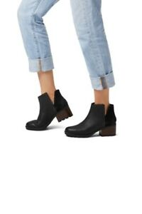 New Sorel Cate Cutout booties - waterproof - 8.5