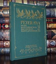 Peter Pan in Kensington Gardens by  Barrie Illustrated Rackham New Cloth Bound