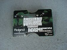 Roland SR-JV80-17 COUNTRY COLLECTION Expansion Board for JV, XP, FA-76 etc.