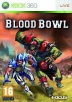 Xbox 360 -  Blood Bowl **New & sealed** Official UK Stock