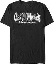 GAS MONKEY GARAGE - Blood Sweat N Beers:T-shirt - NEW - XLARGE ONLY