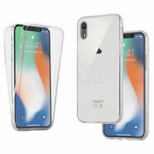 For iPhone 12 11 XS MAX XR 8 7 6 360° Full Silicone Gel Case Cover Front & Back