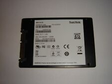 ** USED AND CLEARED   SANDISK   SSD   X110   128GB     SD6SB1M ** FREE POST