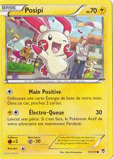 Posipi - XY:Poings Furieux - 31/111 - Carte Pokemon Neuve Française