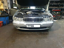 2006 JAGUAR XJ6 X350 BREAKING CHROME GRILL COMPLETE NOTHING BROKEN