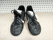 Nike Premier II Soccer Cleats Black Pink White 359616-016 Youth Size 4.5