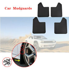 4* Car Front+Rear Fender Mud Flaps Mudguard Splash Guards Universal For SUV Van