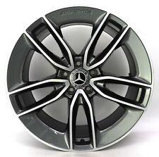 1x 19Zoll Original Mercedes AMG GT X290 Alufelge grau A2904010300 11x19 ET17 HA