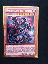 Yu-Gi-Oh ! Carte Dragon Armé des Ténèbres PGLD-FR064