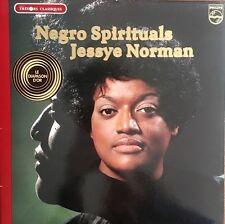 Jessye Norman - Negro Spirituals  - Vinyl LP 33T